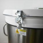 CBS V3000-AB Liquid Nitrogen Freezer With 2301 Controller